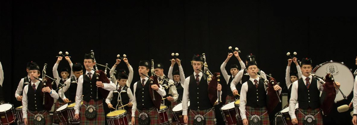 Scottish Schools Pipes and Drums Championships
