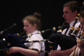 Forres Schools Freestyle Performance