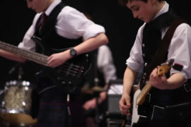 Morrison's Academy Freestyle Performance