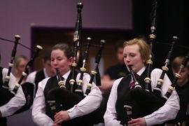 Preston Lodge High School Freestyle Performance